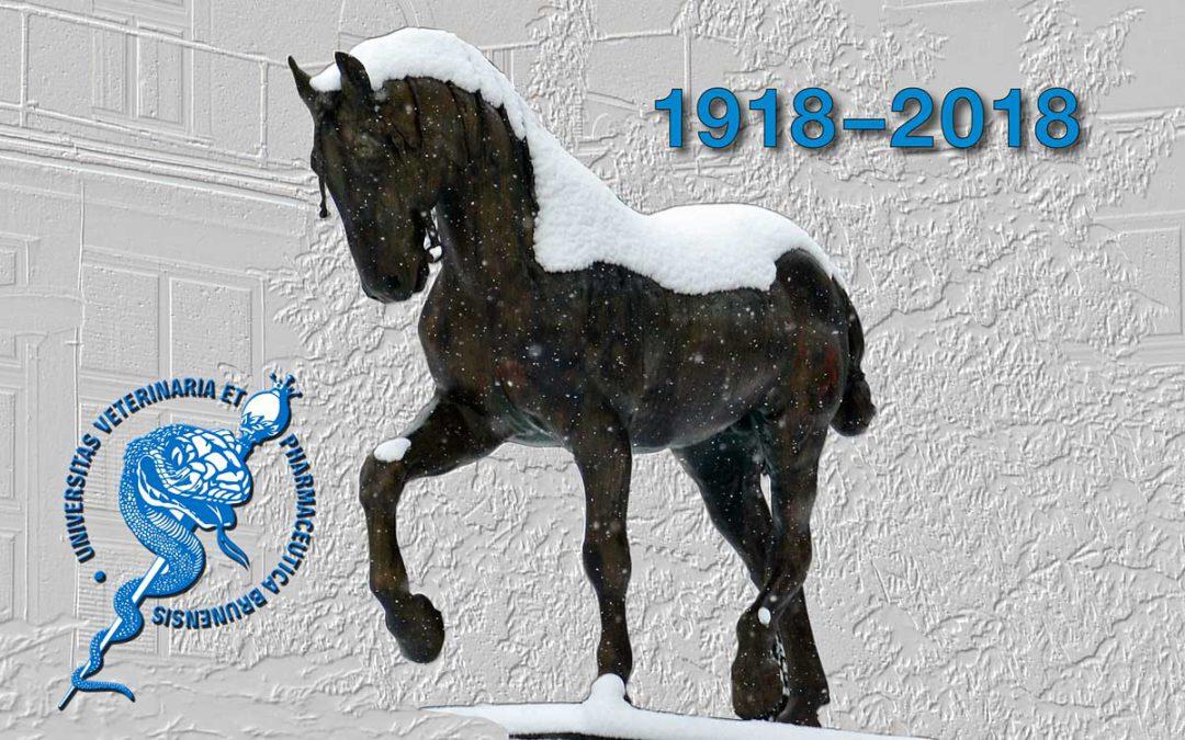 Mimořádné vydání časopisu Maso k100.výročí založení VFU Brno