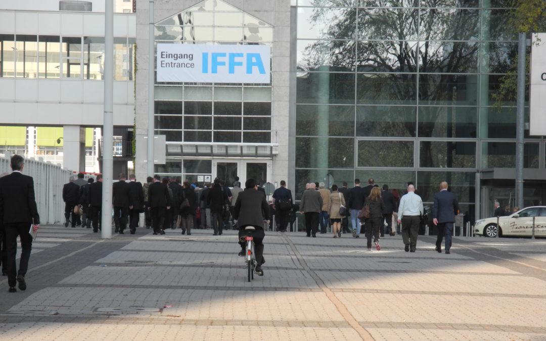 Zítra se otevřou brány frankfurtského výstaviště – začíná veletrh IFFA 2019