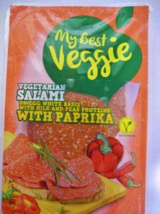 veggie výrobky - náhražky masa