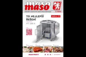 Odborný časopis pro obor zpracování masa, číslo 2/2021